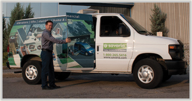 Savaria maintenance and service
