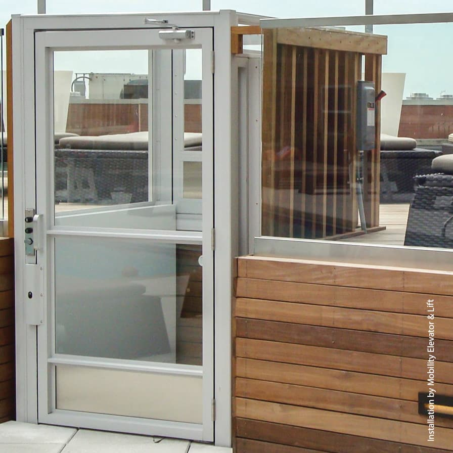 Savaria Multilift Enclosure VPL