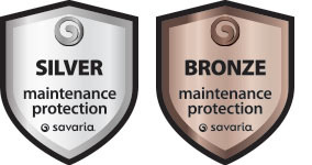 Maintenance badges