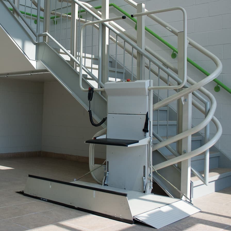 Savaria Omega Inclined Platform Lift